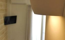 Camera Ulivo - Particolare luce