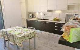 Colazione - Vista panoramica cucina