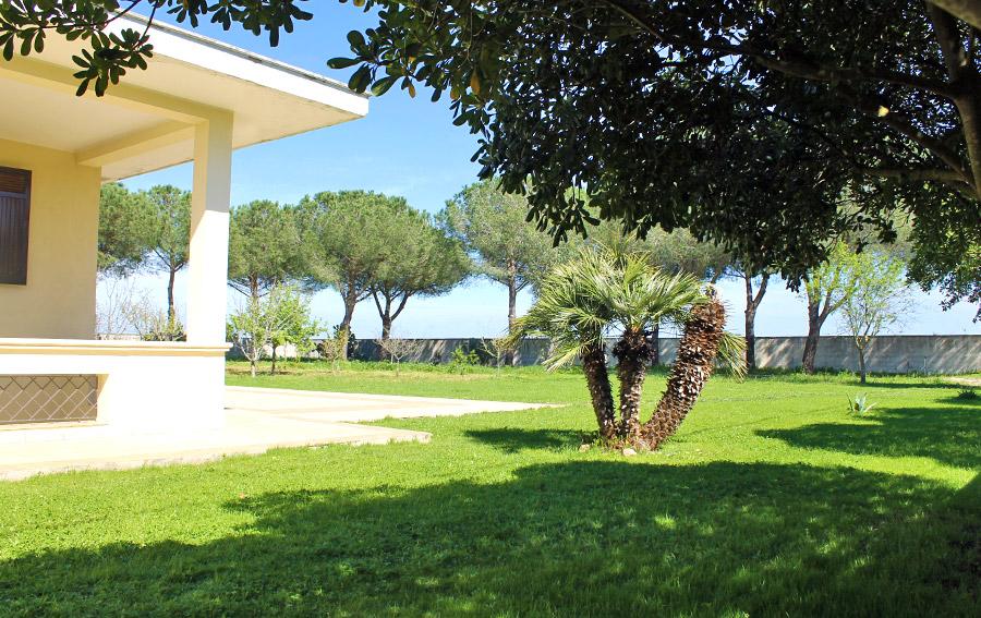 Giardino - Vista panoramica