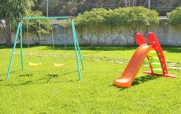Giardino - Area giochi bimbi